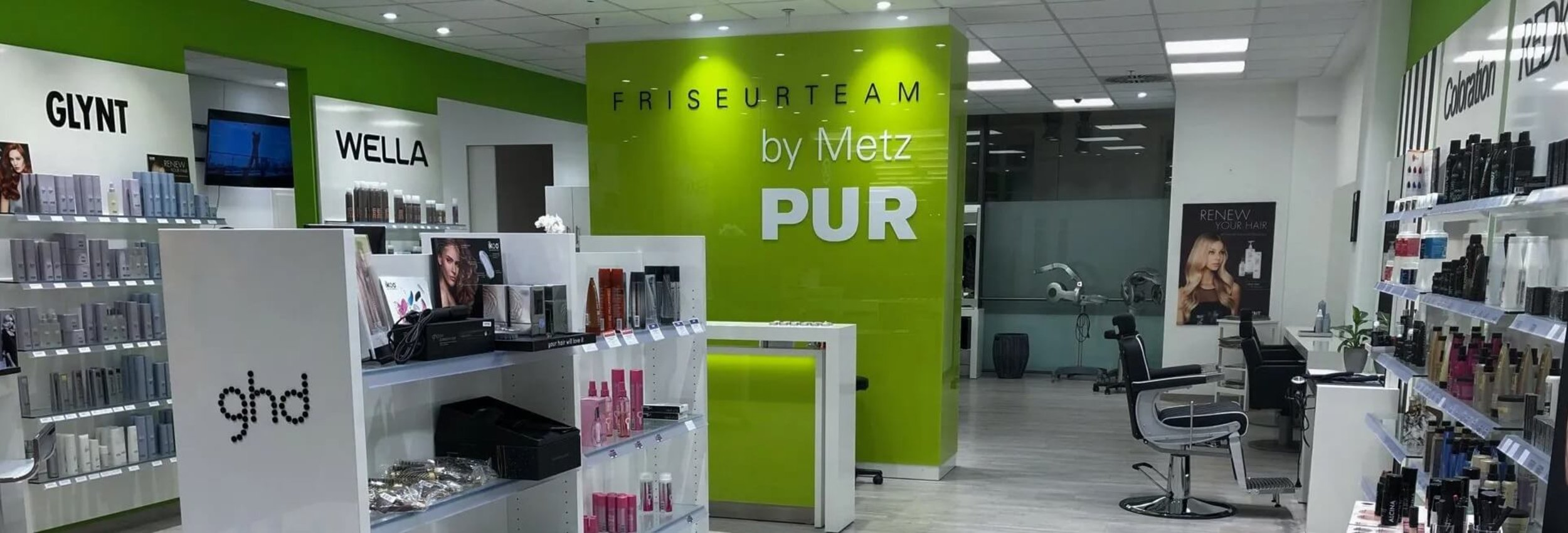 FRISEURTEAM PUR by Metz